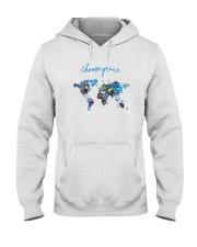 WORLD PEACE Hooded Sweatshirt thumbnail