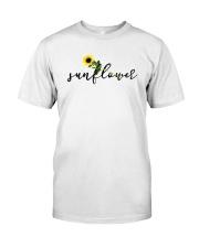 SUNFLOWER Classic T-Shirt front