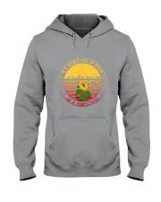 Be A Sunflower Hooded Sweatshirt thumbnail