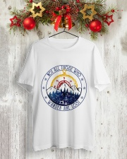 Lost Classic T-Shirt lifestyle-holiday-crewneck-front-2