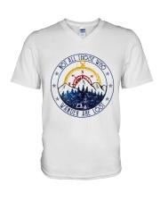 Lost V-Neck T-Shirt thumbnail