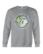 AND I THINK TO MYSELF WHAT A WONDERFUL WORD 2 Crewneck Sweatshirt thumbnail