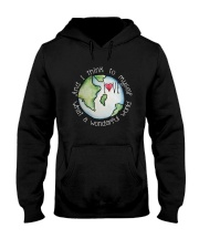 AND I THINK TO MYSELF WHAT A WONDERFUL WORD 2 Hooded Sweatshirt thumbnail