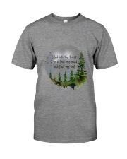 Into The Forest I Go A Premium Fit Mens Tee thumbnail