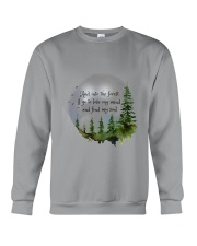 Into The Forest I Go A Crewneck Sweatshirt thumbnail