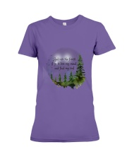 Into The Forest I Go A Premium Fit Ladies Tee thumbnail