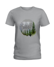 Into The Forest I Go A Ladies T-Shirt thumbnail
