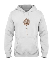 Yoga Mandala Style Hooded Sweatshirt thumbnail