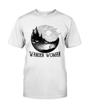 Wander Woman Classic T-Shirt front