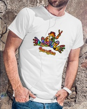 IMAGINE FLOG Classic T-Shirt lifestyle-mens-crewneck-front-4