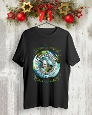 BEE THE CHANGE Classic T-Shirt lifestyle-holiday-crewneck-front-2