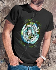 BEE THE CHANGE Classic T-Shirt lifestyle-mens-crewneck-front-4