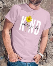 ALWAYS BE KIND Classic T-Shirt lifestyle-mens-crewneck-front-4