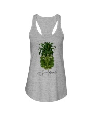 GOOD VIBES ONLY Ladies Flowy Tank thumbnail