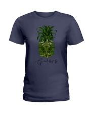 GOOD VIBES ONLY Ladies T-Shirt thumbnail