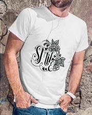 Smile Classic T-Shirt lifestyle-mens-crewneck-front-4
