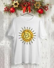 SUN Classic T-Shirt lifestyle-holiday-crewneck-front-2