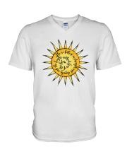 SUN V-Neck T-Shirt thumbnail
