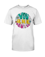 YOU ARE BEAUTIFUL Premium Fit Mens Tee tile
