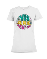 YOU ARE BEAUTIFUL Premium Fit Ladies Tee thumbnail
