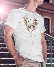 BOHO STYLE 9 Classic T-Shirt lifestyle-mens-crewneck-front-5