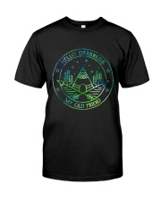 CP-D2602194-Hello Darkness My Old Friend 3 Classic T-Shirt front
