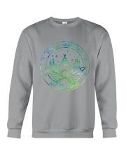 CP-D2602194-Hello Darkness My Old Friend 3 Crewneck Sweatshirt thumbnail