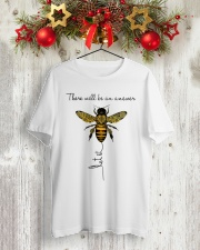 There Will Be An Answer  Classic T-Shirt lifestyle-holiday-crewneck-front-2
