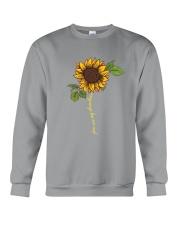PEACE FLOWER Crewneck Sweatshirt thumbnail