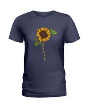 PEACE FLOWER Ladies T-Shirt thumbnail