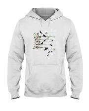 WHERE WORDS FAIL MUSIC SPEAKS Hooded Sweatshirt thumbnail