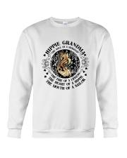 HP-D-27021920-Hippie Grandma 1 Crewneck Sweatshirt thumbnail