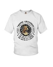 HP-D-27021920-Hippie Grandma 1 Youth T-Shirt thumbnail