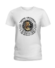HP-D-27021920-Hippie Grandma 1 Ladies T-Shirt thumbnail