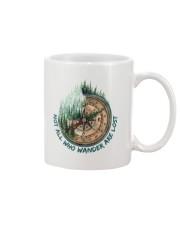 Not all who wander are lost Mug thumbnail