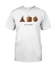 Bee different Classic T-Shirt front