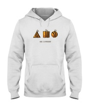 Bee different Hooded Sweatshirt thumbnail