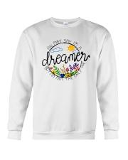 YOU MAY SAY I'M A DREAMER BUT I'M NOT THE ONLY ONE Crewneck Sweatshirt thumbnail