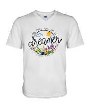 YOU MAY SAY I'M A DREAMER BUT I'M NOT THE ONLY ONE V-Neck T-Shirt thumbnail