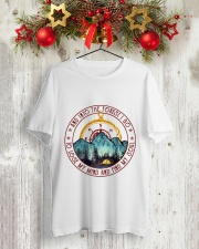 Into The Forest I Go 4 Classic T-Shirt lifestyle-holiday-crewneck-front-2