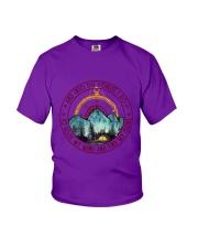 Into The Forest I Go 4 Youth T-Shirt thumbnail
