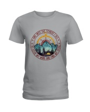 Into The Forest I Go 4 Ladies T-Shirt thumbnail