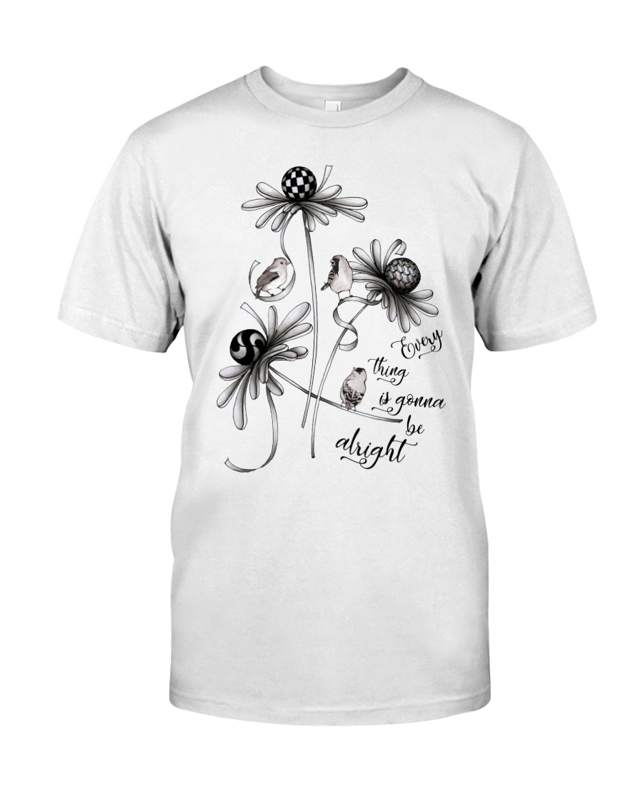 Be alright Classic T-Shirt