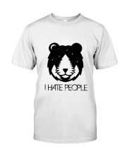 CP-D-01031926-I Hate People Classic T-Shirt front