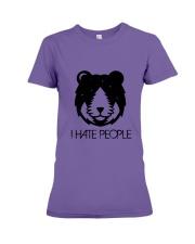 CP-D-01031926-I Hate People Premium Fit Ladies Tee thumbnail