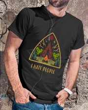 I Hate People Classic T-Shirt lifestyle-mens-crewneck-front-4