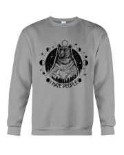 I Hate People Crewneck Sweatshirt thumbnail