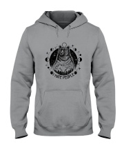 I Hate People Hooded Sweatshirt tile