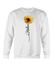 Mother Sunflowers Crewneck Sweatshirt thumbnail