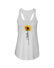 Mother Sunflowers Ladies Flowy Tank thumbnail